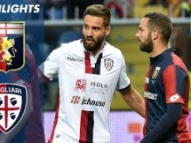Genoa 1:1 Cagliari