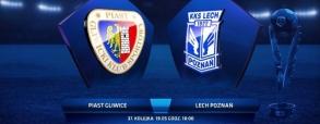 Piast Gliwice 1:0 Lech Poznań
