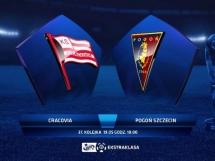 Cracovia Kraków 0:3 Pogoń Szczecin