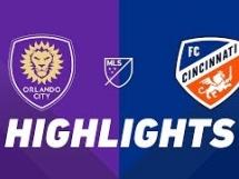 Orlando City 3:1 Cincinnati