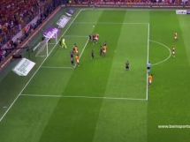 Galatasaray SK 2:1 Basaksehir