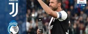 Juventus Turyn 1:1 Atalanta