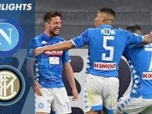 Napoli 4:1 Inter Mediolan