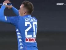 Piękny gol Piotra Zielińskiego!