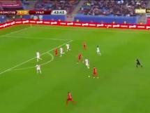 Lokomotiw Moskwa 1:0 Urał Jekaterynburg