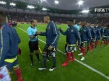 Polska U20 0:2 Kolumbia U20