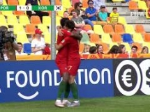 Portugalia U20 1:0 Korea Południowa U20