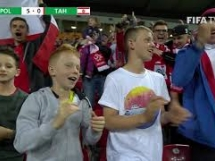 Polska U20 5:0 Tahiti U20