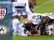 Cagliari 1:2 Udinese Calcio