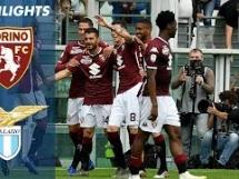 Torino 3:1 Lazio Rzym
