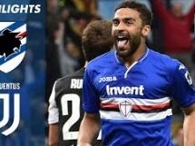 Sampdoria 2:0 Juventus Turyn