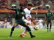 USA U20 2:0 Nigeria U20