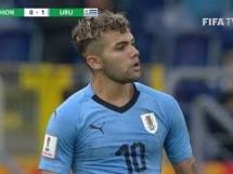 Honduras U20 0:2 Urugwaj U20
