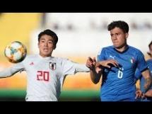 Włochy U20 0:0 Japonia U20