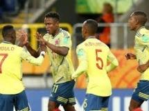 Kolumbia U20 6:0 Tahiti U20