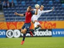 Norwegia U20 12:0 Honduras U20