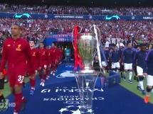 Tottenham Hotspur 0:2 Liverpool