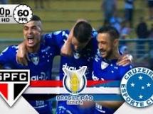 Sao Paulo 1:1 Cruzeiro