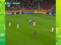 Kolumbia U20 1:1 Nowa Zelandia U20