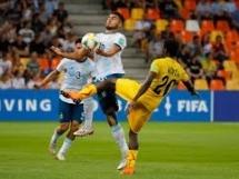 Argentyna U20 2:2 Mali U20