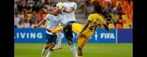Argentyna U20 2:2 (4:5) Mali U20