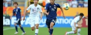 Japonia U20 0:1 Korea Południowa U20