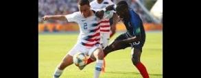 Francja U20 2:3 USA U20