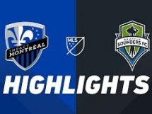 Montreal Impact 2:1 Seattle Sounders