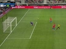 USA 0:1 Jamajka