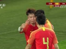 Chiny 2:0 Filipiny