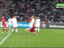 Gruzja 3:0 Gibraltar