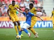 Włochy U20 4:2 Mali U20