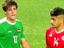 Tunezja 2:0 Irak