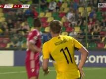 Litwa 1:1 Luksemburg