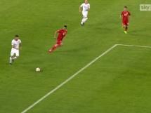 Macedonia 0:1 Polska