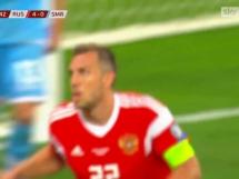 Rosja 9:0 San Marino