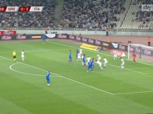 Grecja 0:3 Włochy