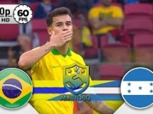 Brazylia 7:0 Honduras