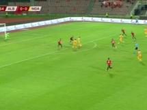 Albania 2:0 Mołdawia