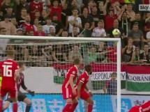 Węgry 1:0 Walia