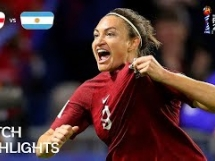 Anglia 2:1 Argentyna