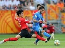 Ukraina U20 3:1 Korea Południowa U20