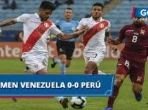 Wenezuela 0:0 Peru