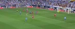 Malaga CF 0:1 Deportivo La Coruna