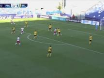 Polska U21 3:2 Belgia U21