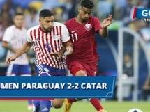 Paragwaj 2:2 Katar