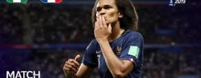 Nigeria 0:1 Francja