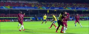 Kolumbia 1:0 Katar