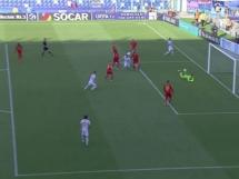 Hiszpania U21 2:1 Belgia U21