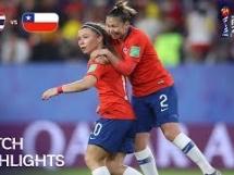 Tajlandia 0:2 Chile